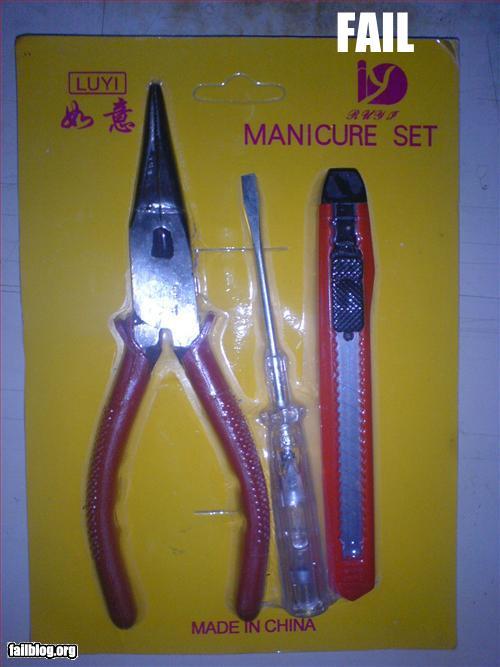 manicure-set